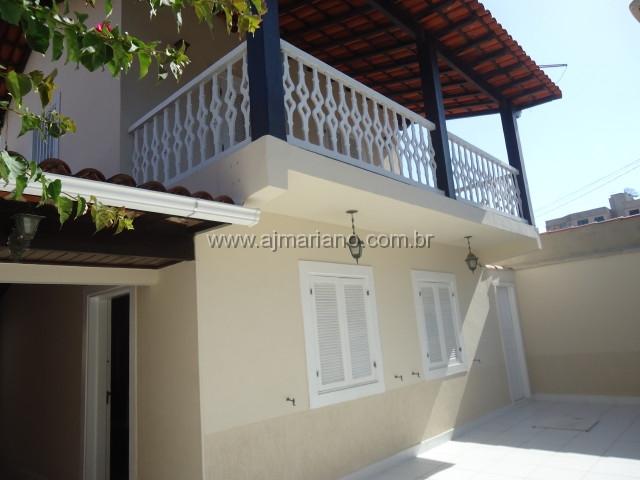 Casa independente com terreno de 400 m² no centro de Cabo Frio