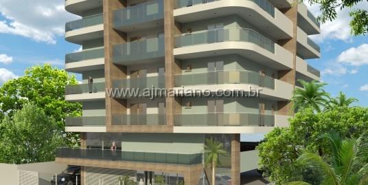 Apartamento de sala e quarto no Braga – Lançamento.
