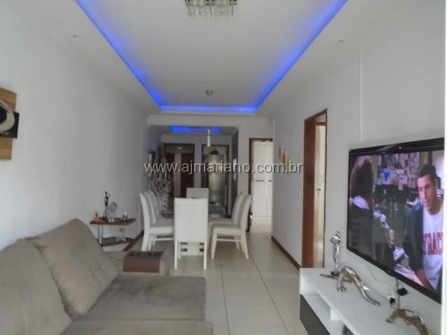 Ótimo apartamento de 3 quartos perto da Praia do Forte