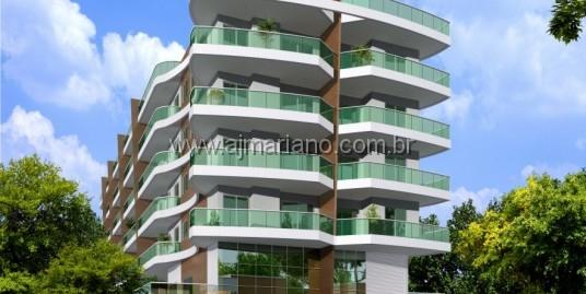 Apartamento novo entre a Praia do Forte e o Centro