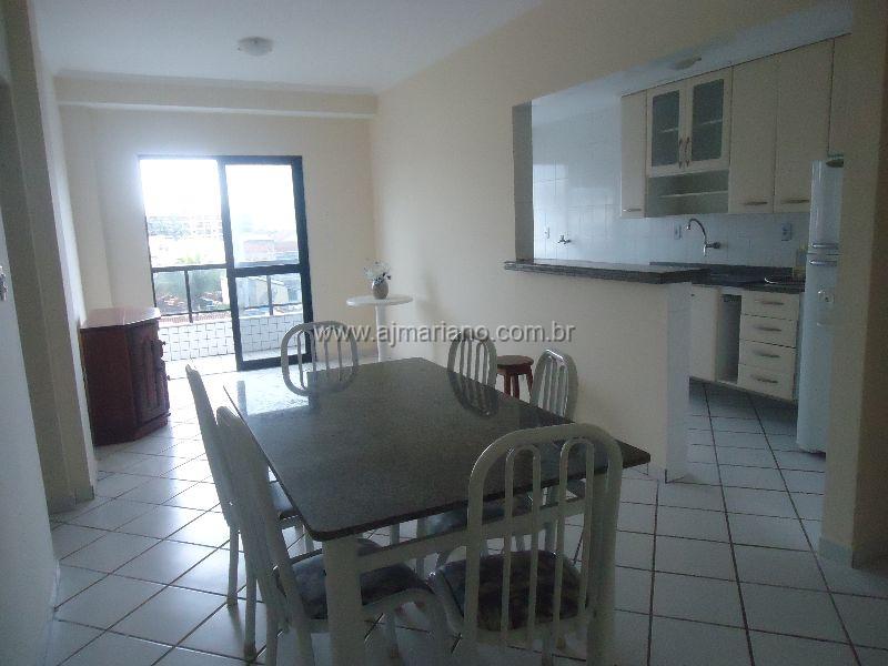 Apartamento avarandado na Vila Nova